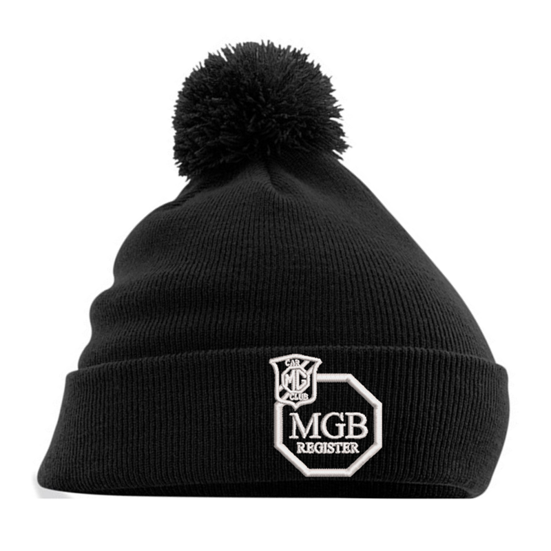 Double layer knited PomPom - With Club logo