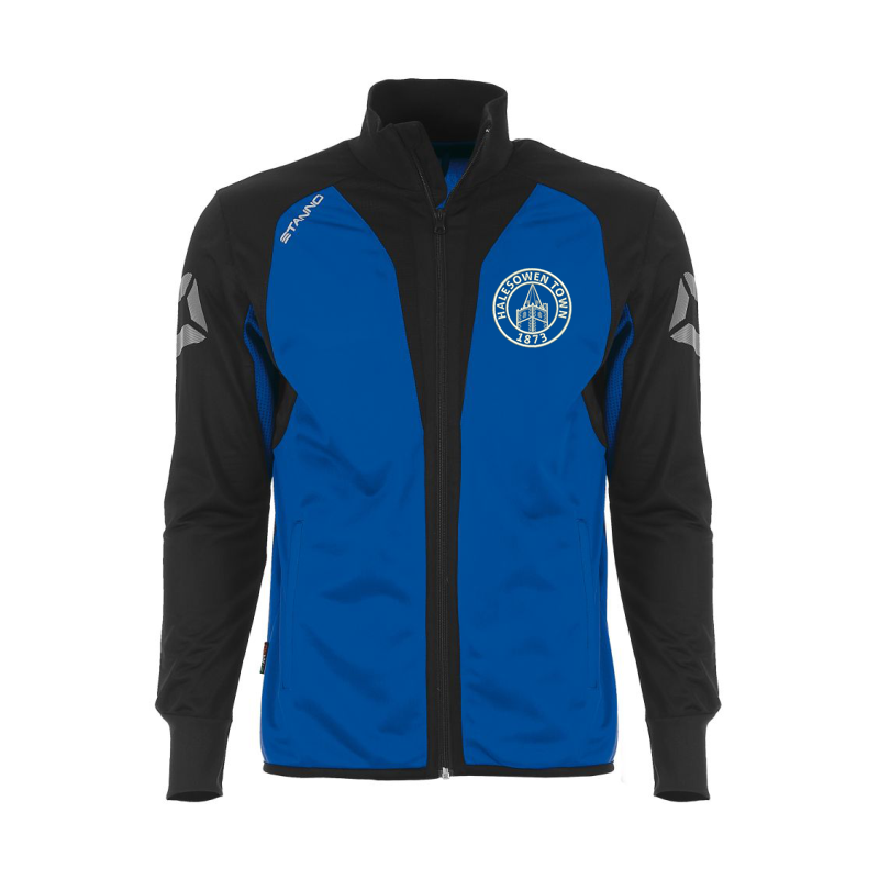 Halesowen Town FC Replica Tracksuit. Embroidered logo to front.