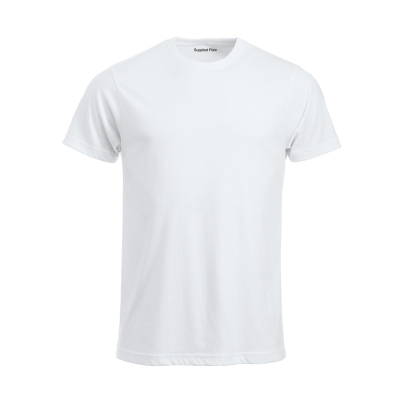 Plain Cotton T Shirt for PE.