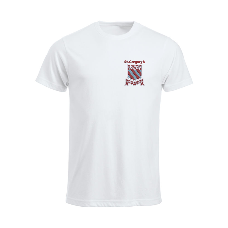 PE T shirt with School logo